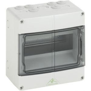 9 DIN Module IP65 Enclosure