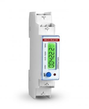 OB115-MOD-DO Single Phase 100 Amp CT MID Certified Meter with Modbus