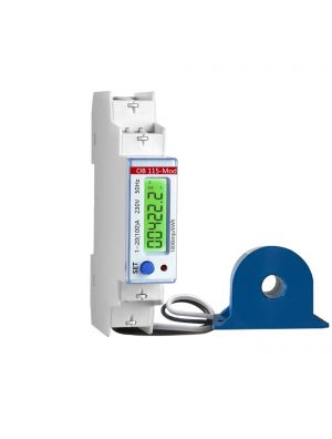 OB115-MOD 100 Amp Single Phase MID Certified CT Meter